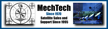 MechTech - Since 1970 - Satellite Sales and Support Since 1995